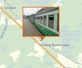 Железнодорожная платформа 96 км