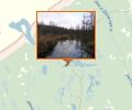 Озеро Межгорное Малое