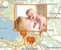 Где купить товары для новорожденных в Санкт-Петербурге?