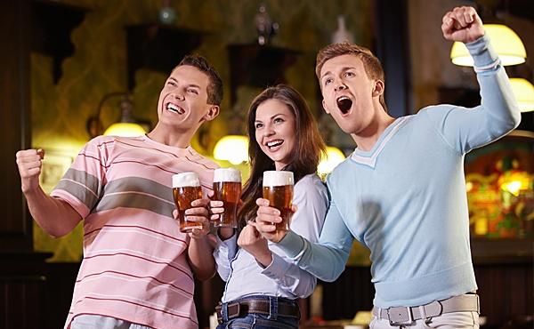 Какие спорт-бары Санкт-Петербурга самые популярные?