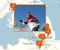 Где покататься на сноуборде в Санкт-Петербурге?