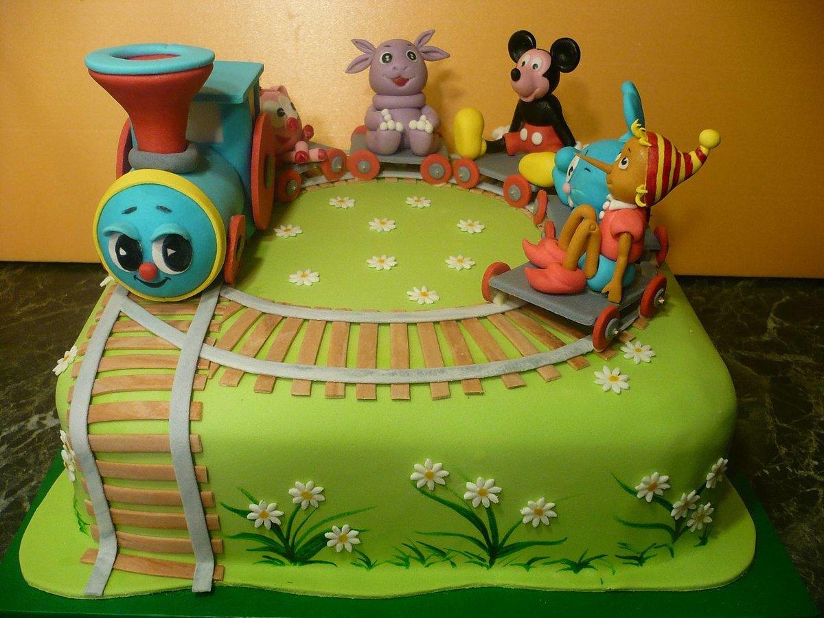 Где заказать детский торт в Санкт-Петербурге?