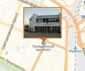 Станция метро Гражданский проспект в Санкт-Петербурге