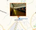 Станция метро Девяткино в Санкт-Петербурге
